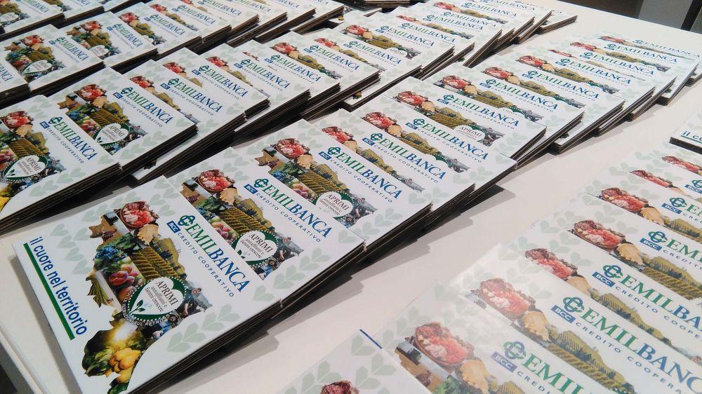 ecopostcard cartolina ecologica abc gadgets emil banca fico abc marketing bologna
