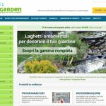 Irrigarden sito e-commerce